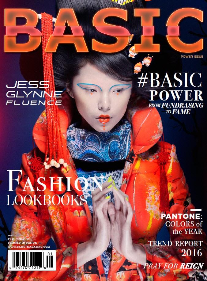 Thom Kerr Basic Magazine