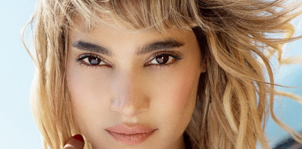 BASIC Voyage Issue is HERE! SOFIA BOUTELLA