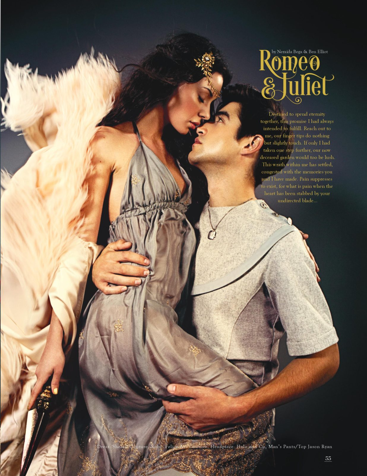 basic magazine love stories romeo and juliet