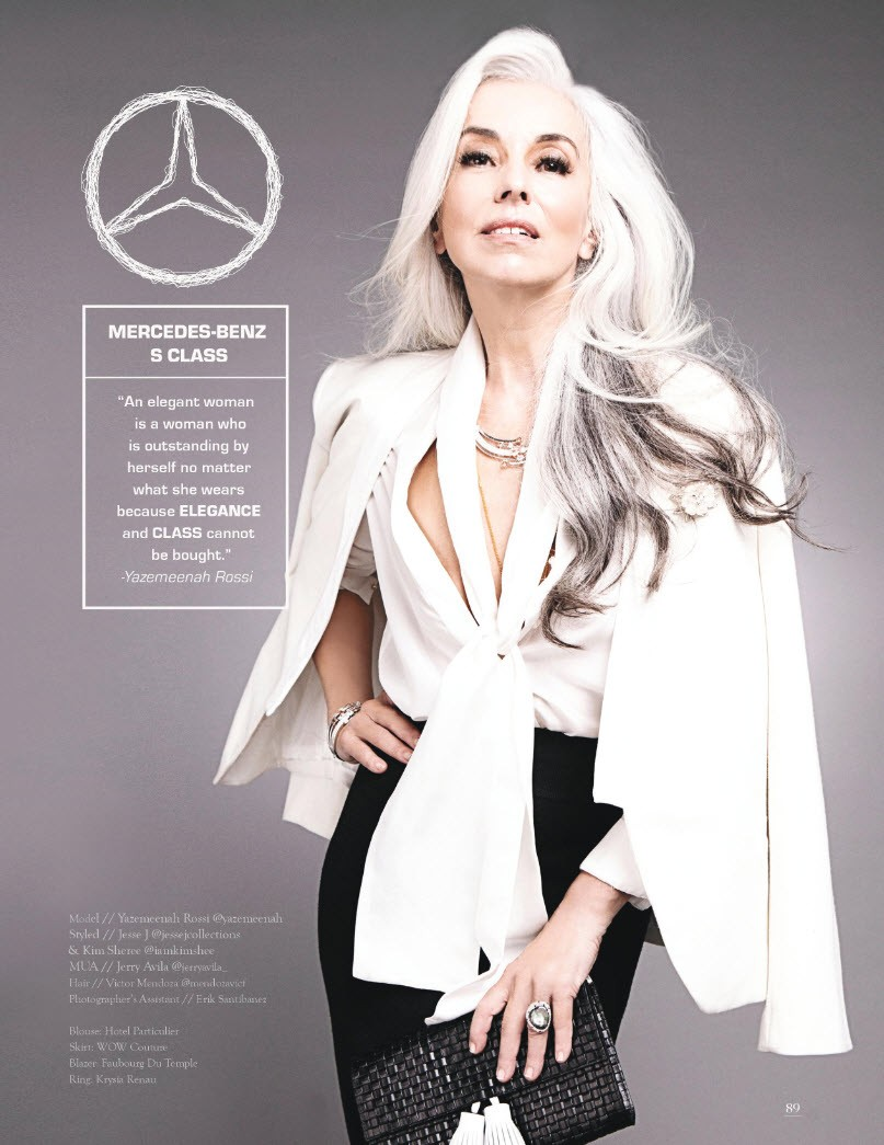 basic magazine_cars supermodels_mercedes- benz