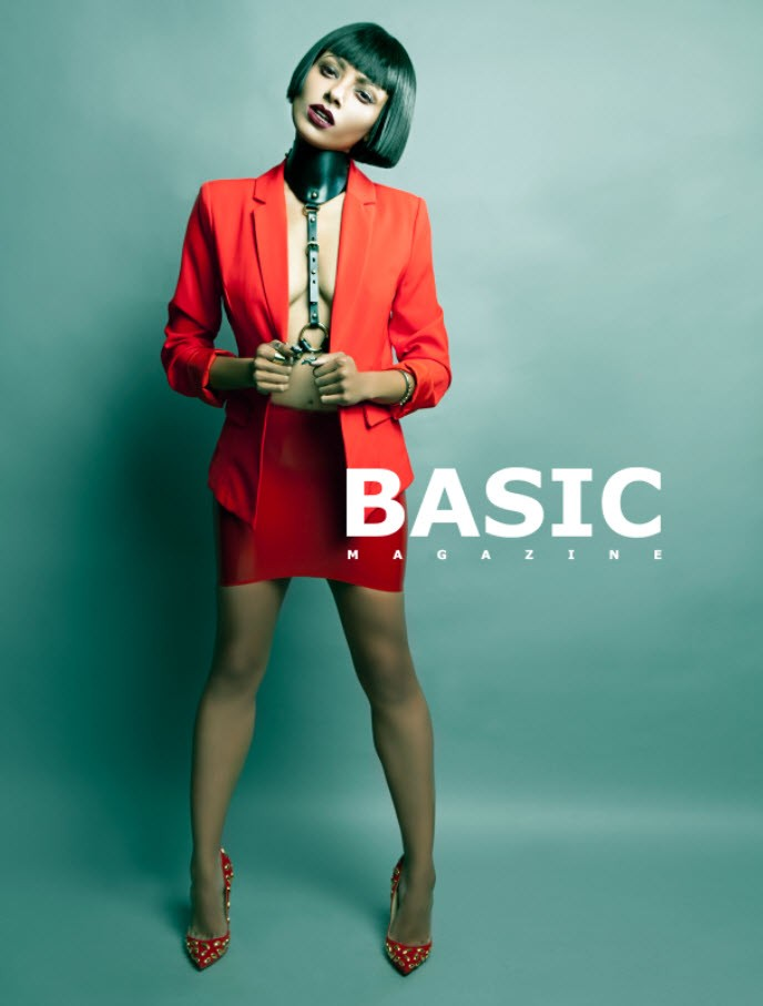 kat graham_basic magazine_instinct issue3