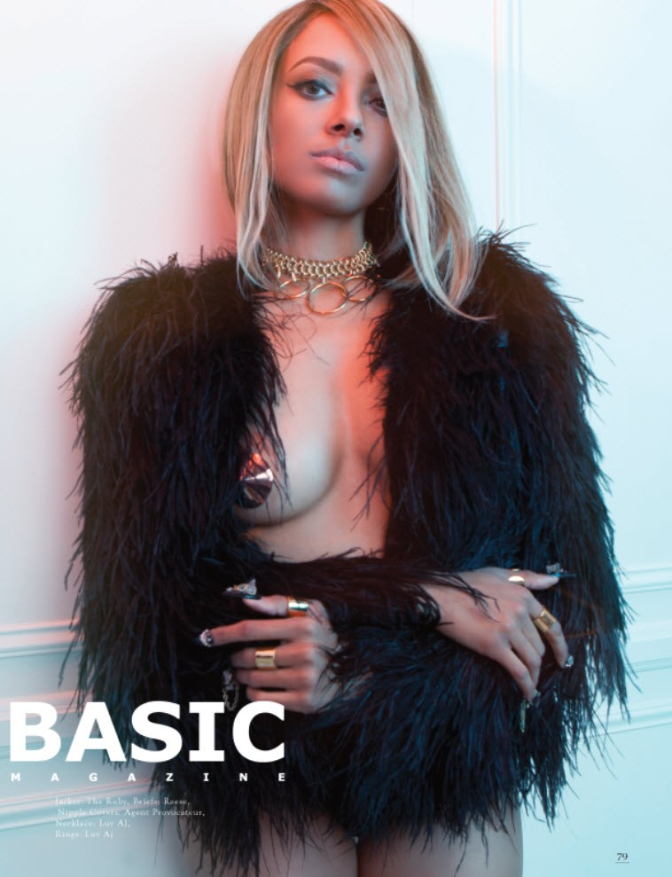 kat graham_basic magazine_instinct issue5