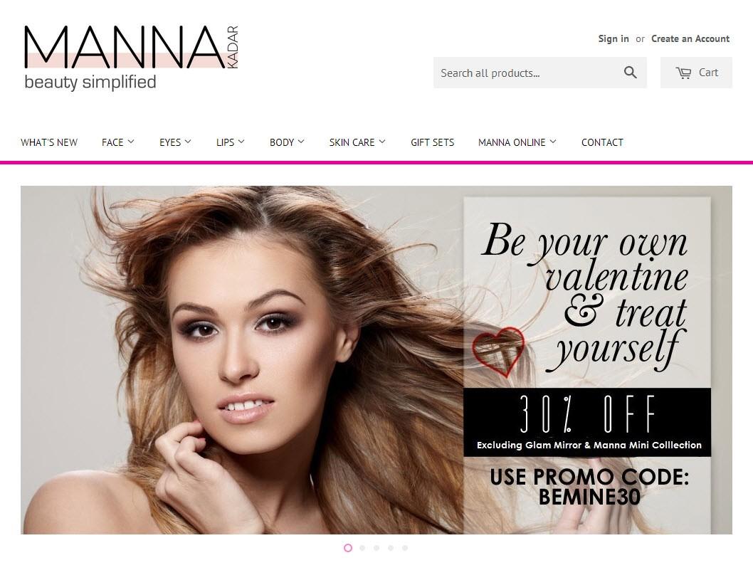 manna kadar co9smetics