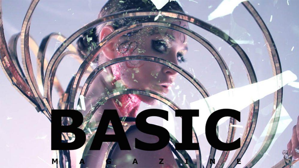BASIC Magazine Fashion Film