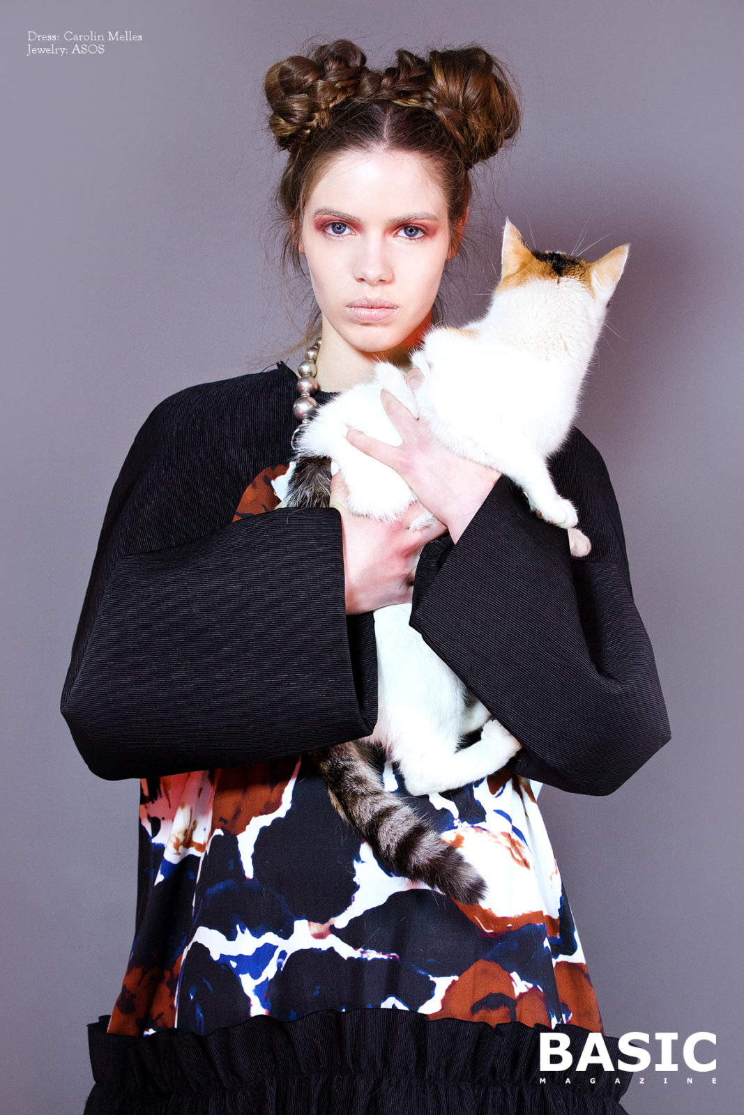 tamara hansen basic magazine wild things fashion (15)