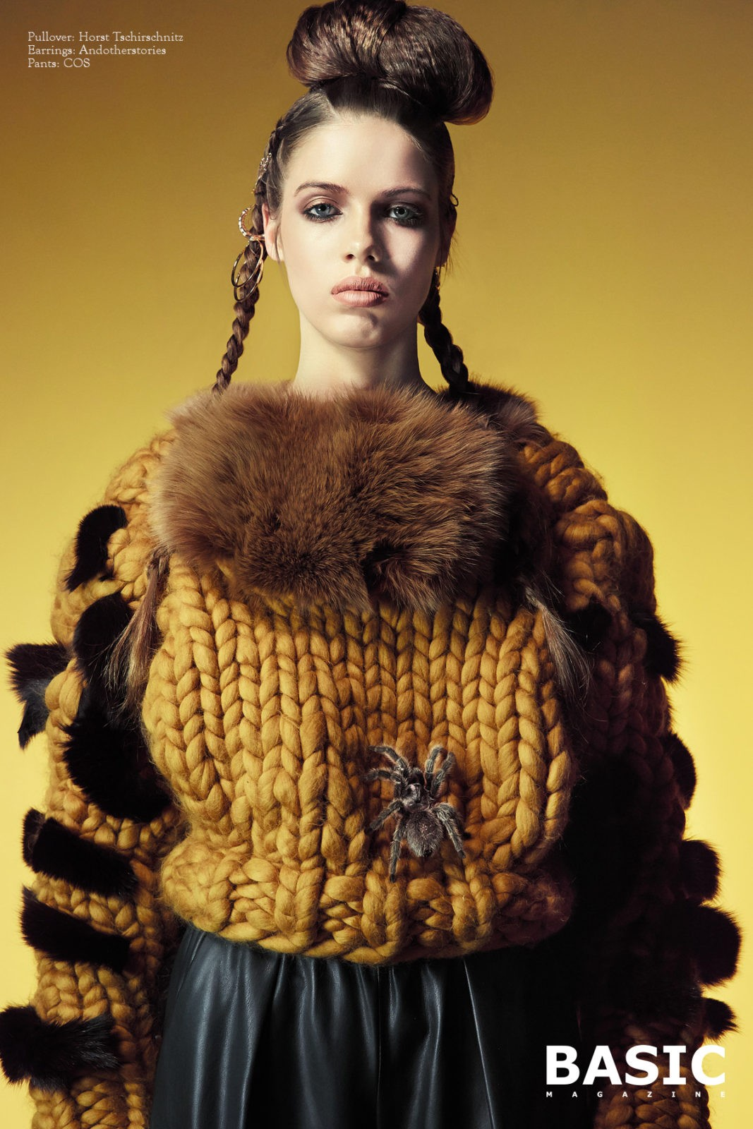 tamara hansen basic magazine wild things fashion (3)