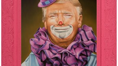 Artist Feminizes Famous Political Figures
