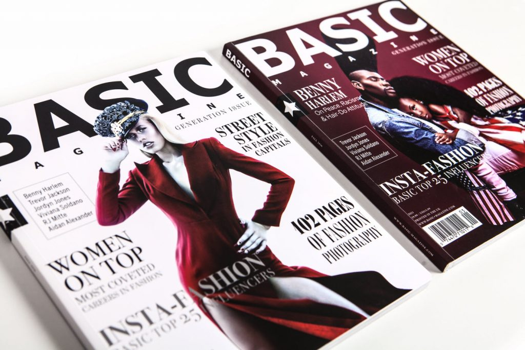 BASIC #Generation Issue Worldwide Release September 25th