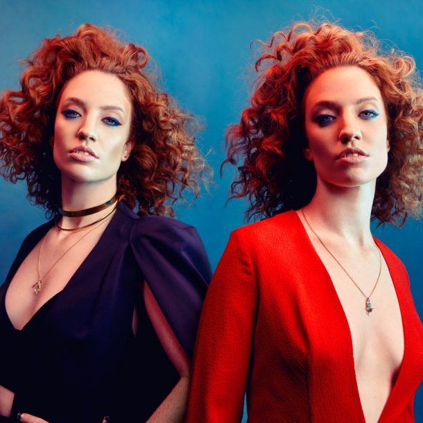 Jess Glynne in BASIC Exclusive and Cover Shoot