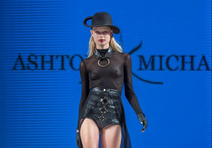 The Ritual Collection by Ashton Michael || LA Fashion Week