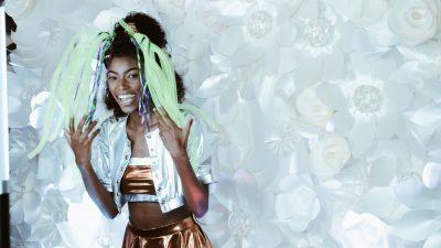 BASIC Exclusive: Backstage @ ReveLAtion Fashion Show