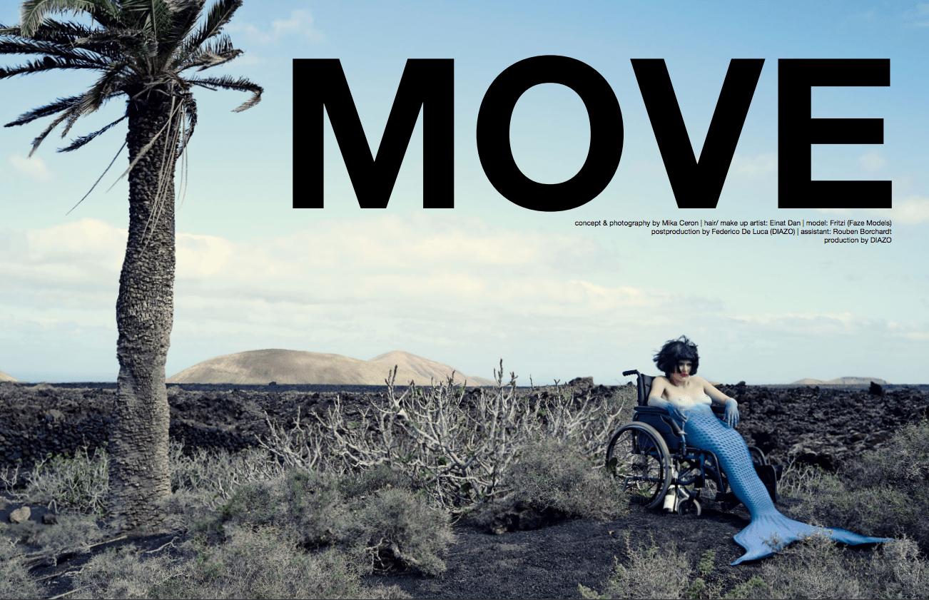 MOVE by Mika Ceron