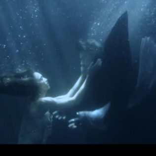 Mermaids Film – KISS OF A SIREN by Miguel Gauthier & Viktorija Pashuta