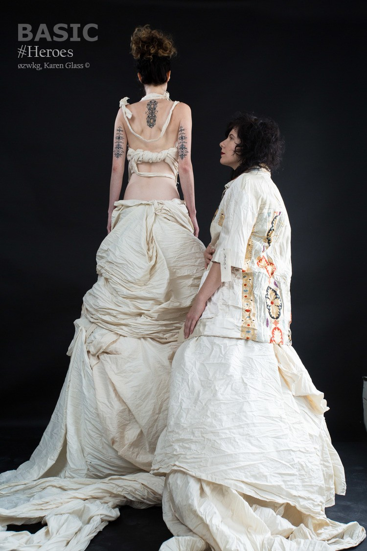 Zero Waste Fashion Powerhouse Contributes to the Elevation of Victimized Women