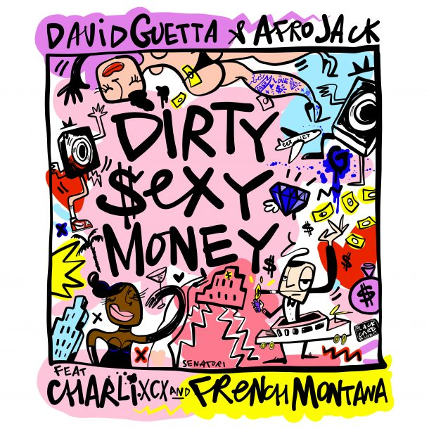 NEW SINGLE by David Guetta & Afrojack ft. Charli XCX & French Montana