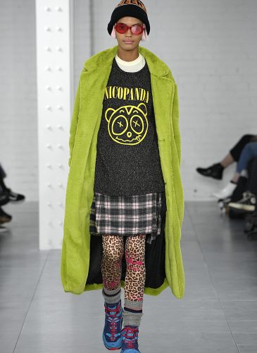 Nicopanda London Womenswear Fall Winter 2018-2019 London February 2018_basicmagazine