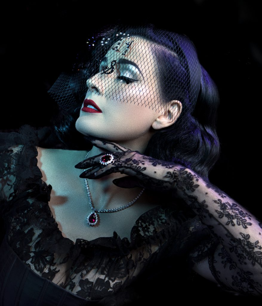 """bf4a25ea3c1 The stage name """"Dita"""" was her tribute to silent film actress Dita Parlo"""
