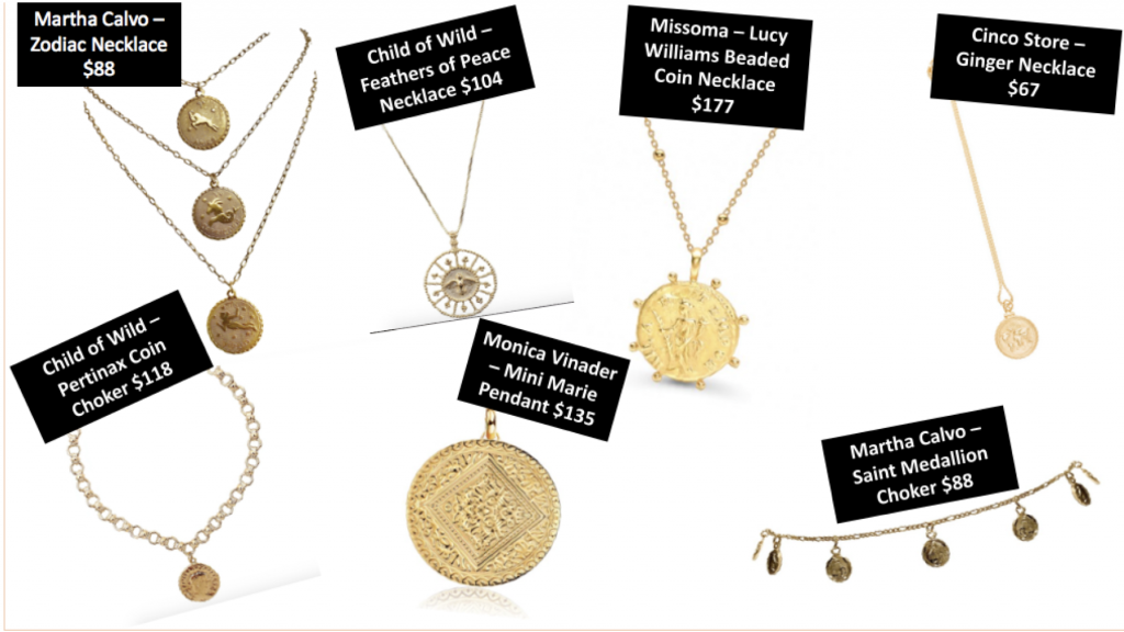 Trend Alert: Coin Jewelry