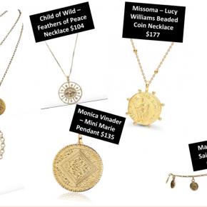 Trend Alert: Coin Jewelry
