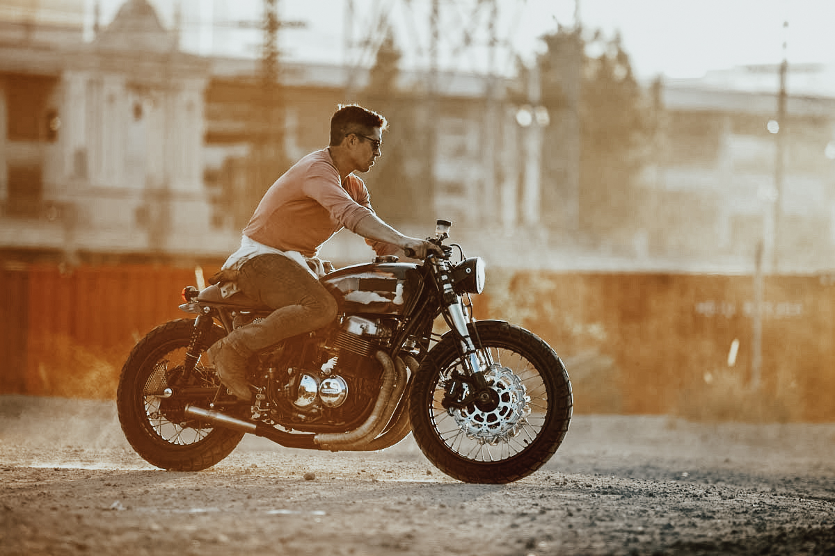STRAP UP: From Motorcycles to Fashion || Jordan Wiseley