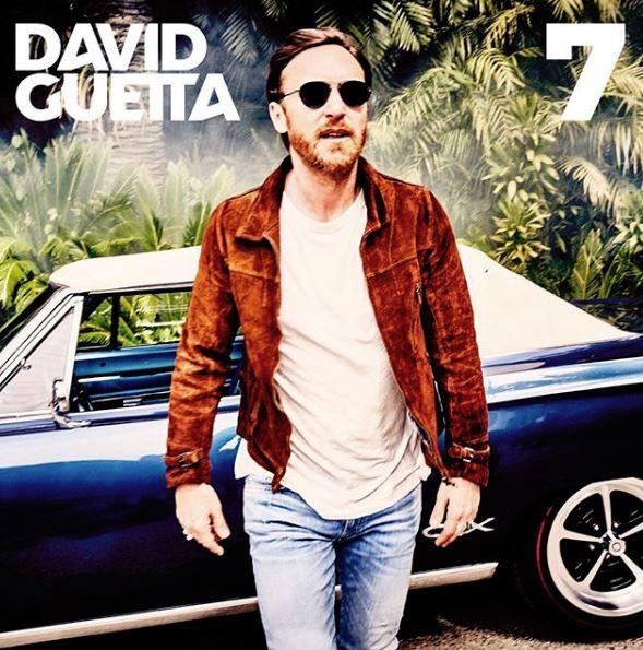 "David Guetta Releases His New Album ""7"""
