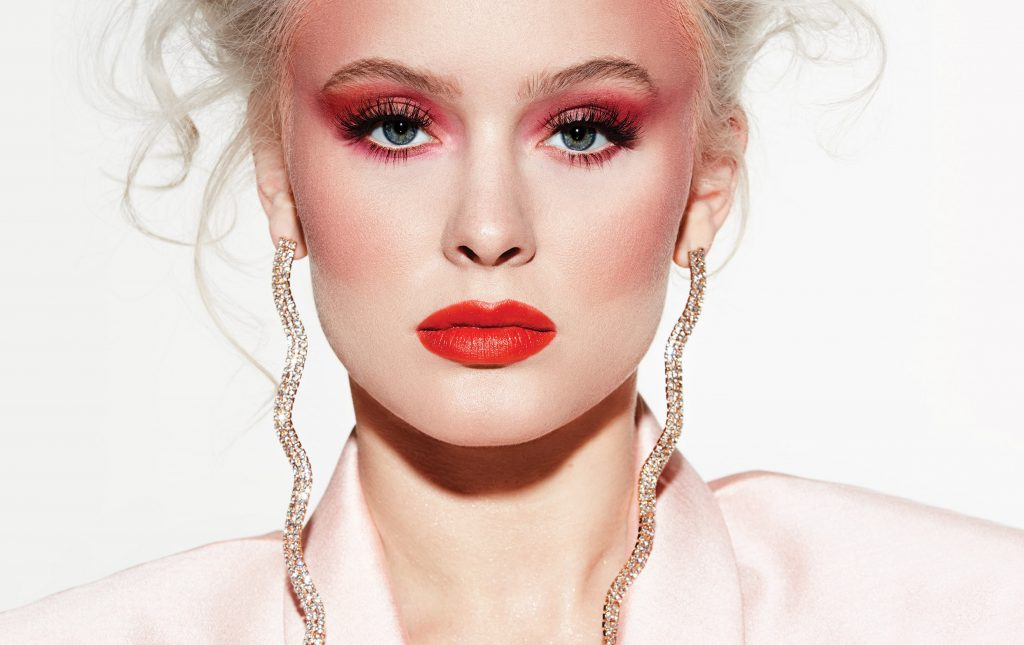 New Issue! BASIC #Spectacle Zara Larsson