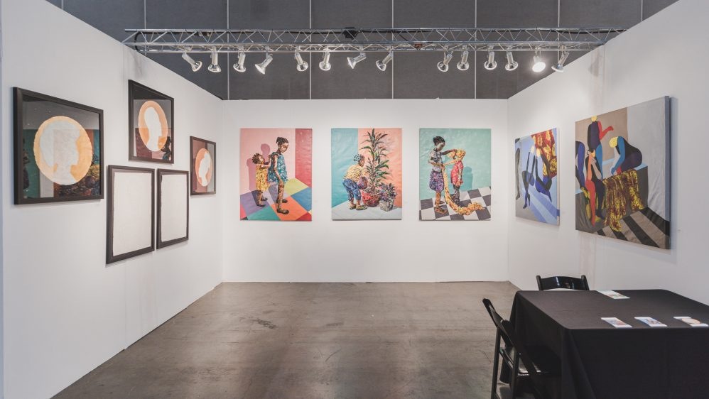 LA Art Show Peaks at 25 Years
