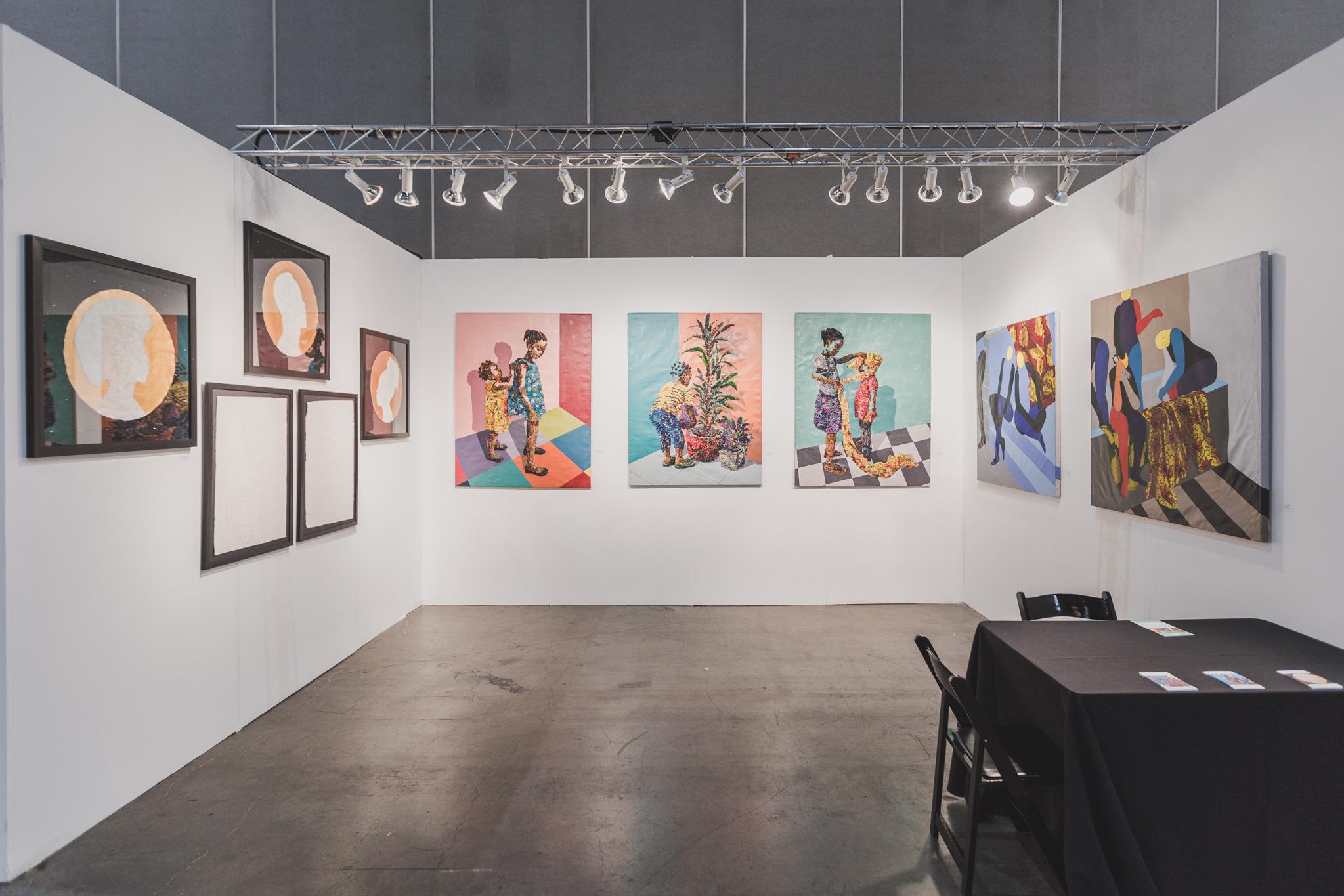 LA Art Show Peaks at 25 Years